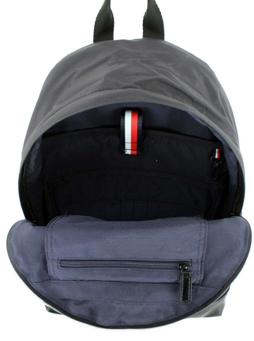 Herrenrucksack Tommy Hilfiger Easy Nylon Backpack schwarz Black
