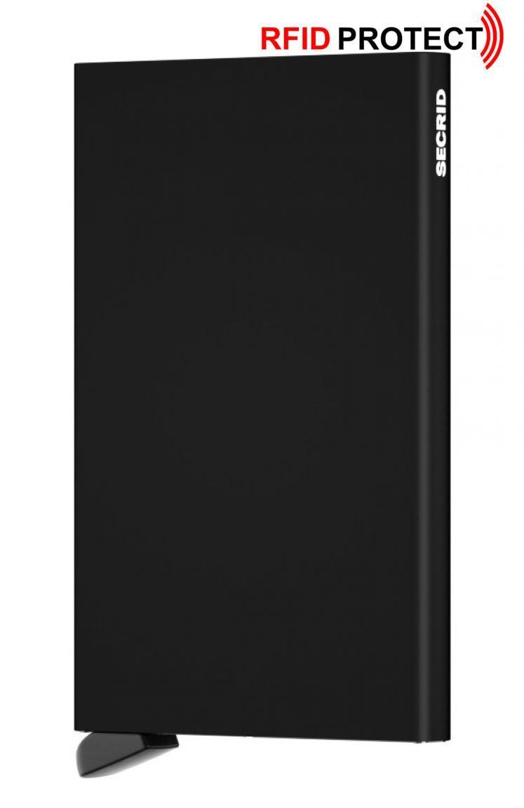 Kartenetui Secrid (black)