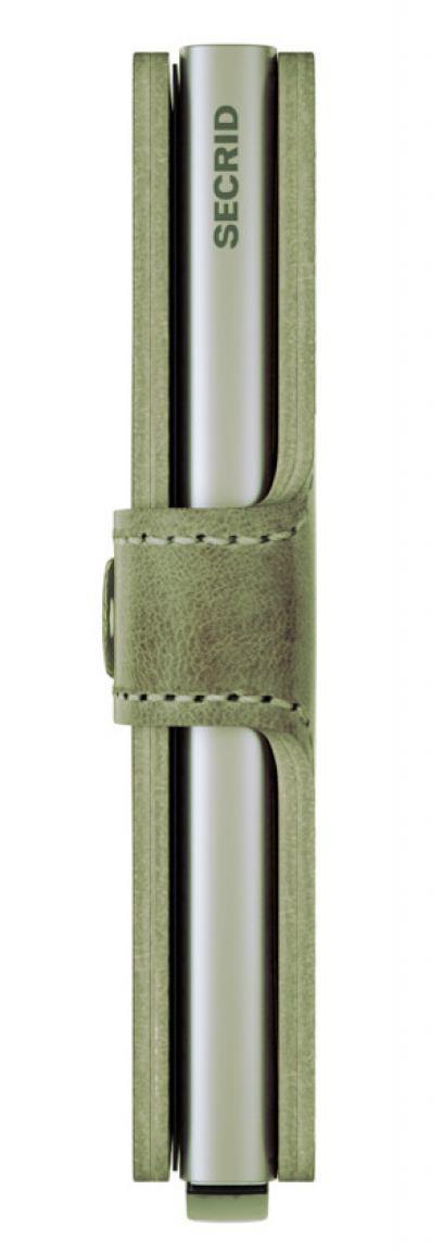 Kartenetui Secrid Miniwallet concrete (grau)