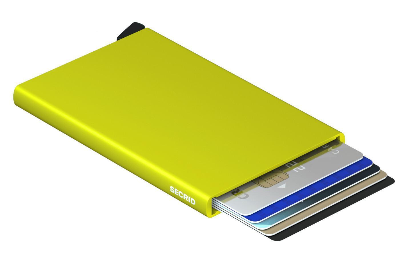 Secrid Wallet- edles Design vereint mit großem Nutzen