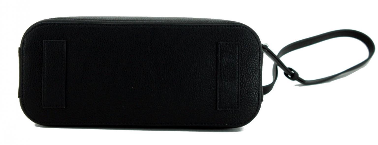 Kurzgrifftasche Tommy Hilfiger Core Satchel schwarz beige