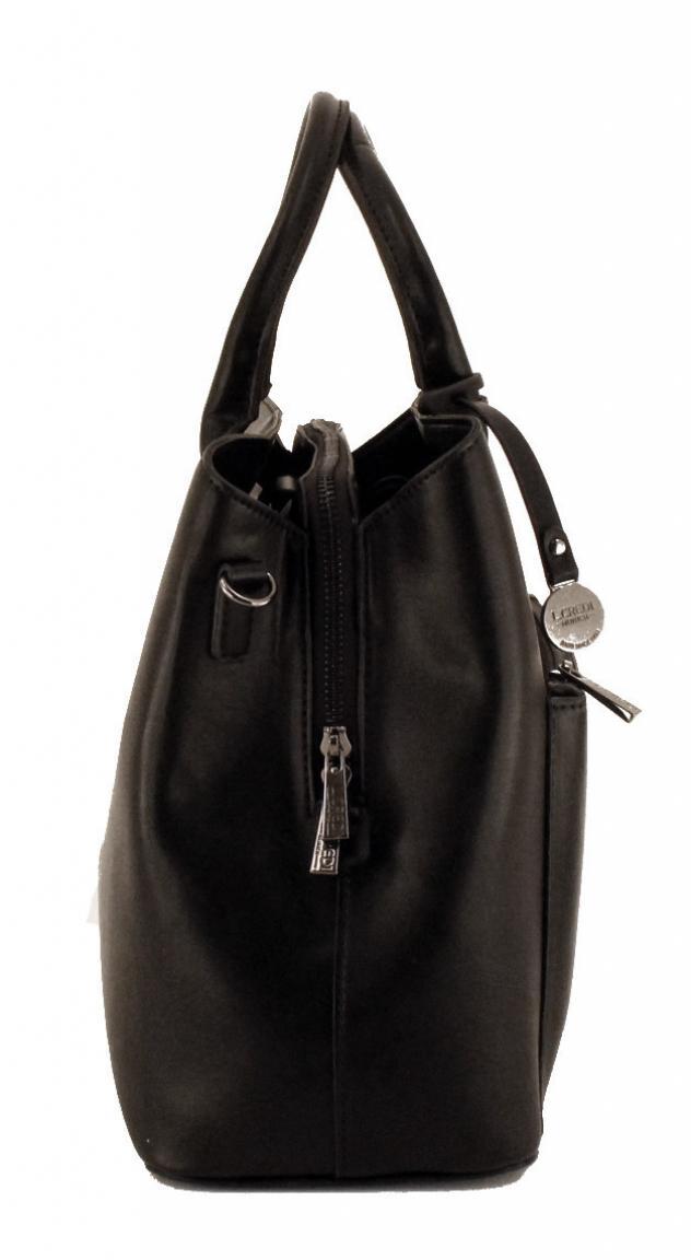 L.Credi Handtasche Montpellier Freundin-Collection Weine Rot