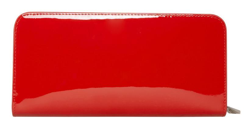 Lacklederbörse Liebeskind PaSallyH8 Venus rot glänzend Zipper