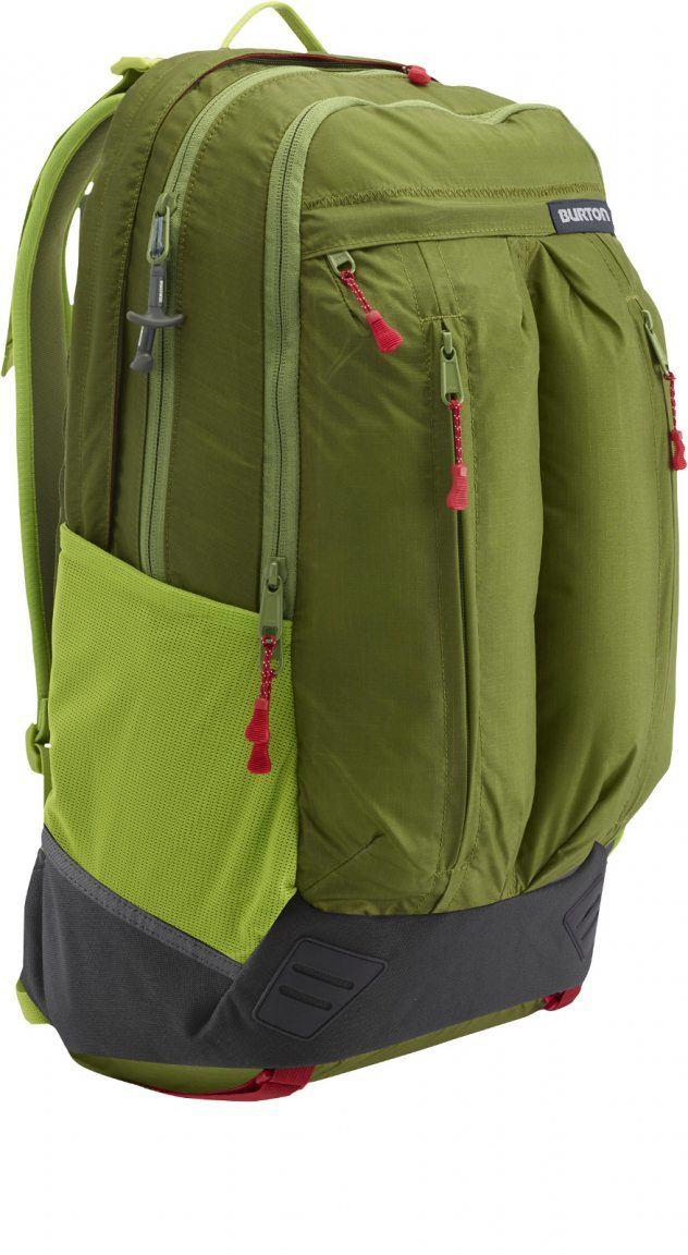 05200afb42 Laptoprucksack Burton Bravo Pack avocado ripstop grün - Bags & more