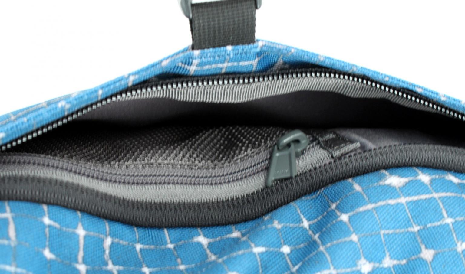 Laptoprucksack Burton Sleyton Pack Blue Sapphire Gittermuster