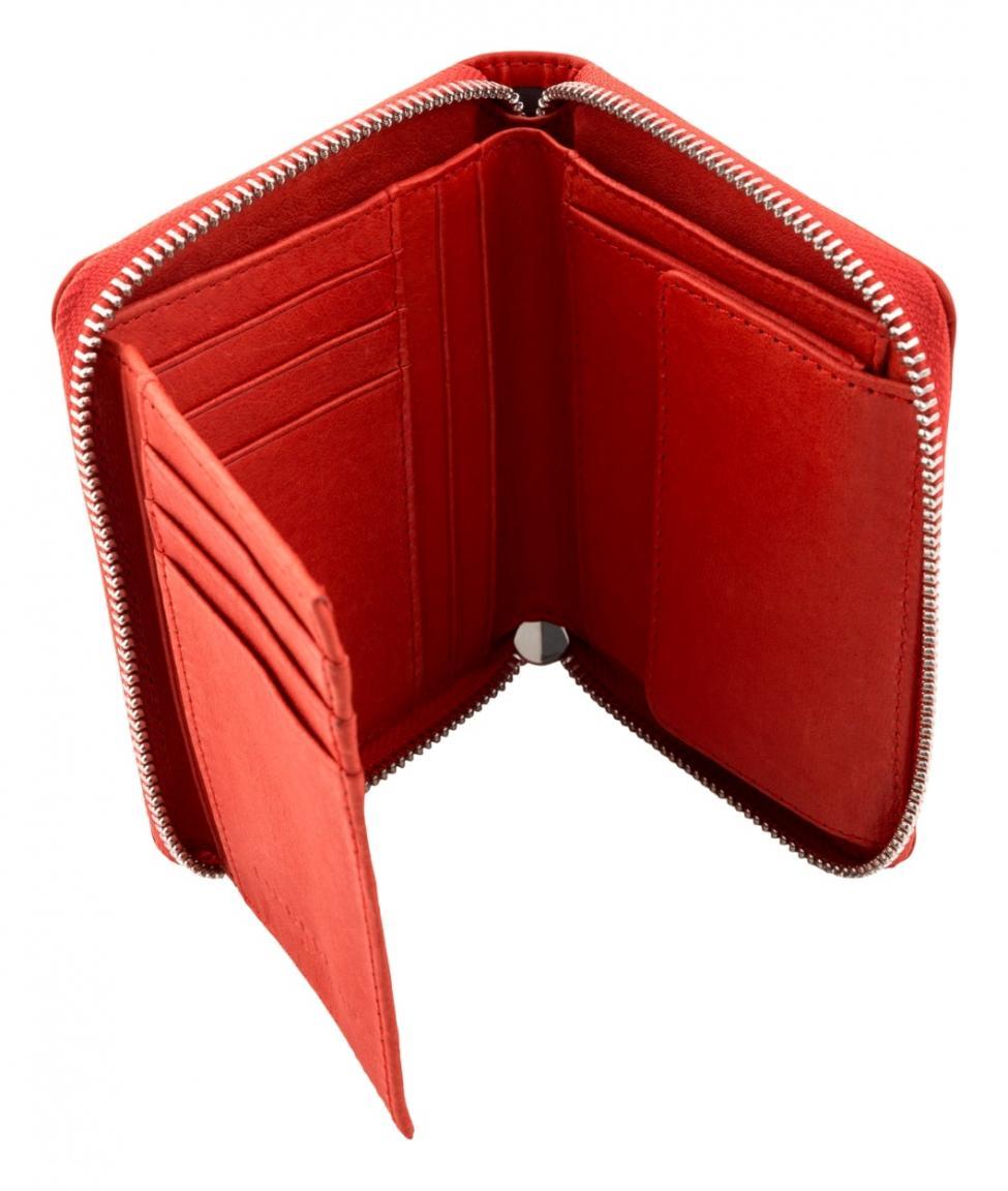 Lederbörse RFID Icon Conny poppy red Matmo Liebeskind rot
