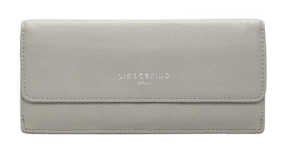 f5964f76c7264 Liebeskind Berlin Portmonee Marina W8 Hyena Grey Vintage grau - Bags ...