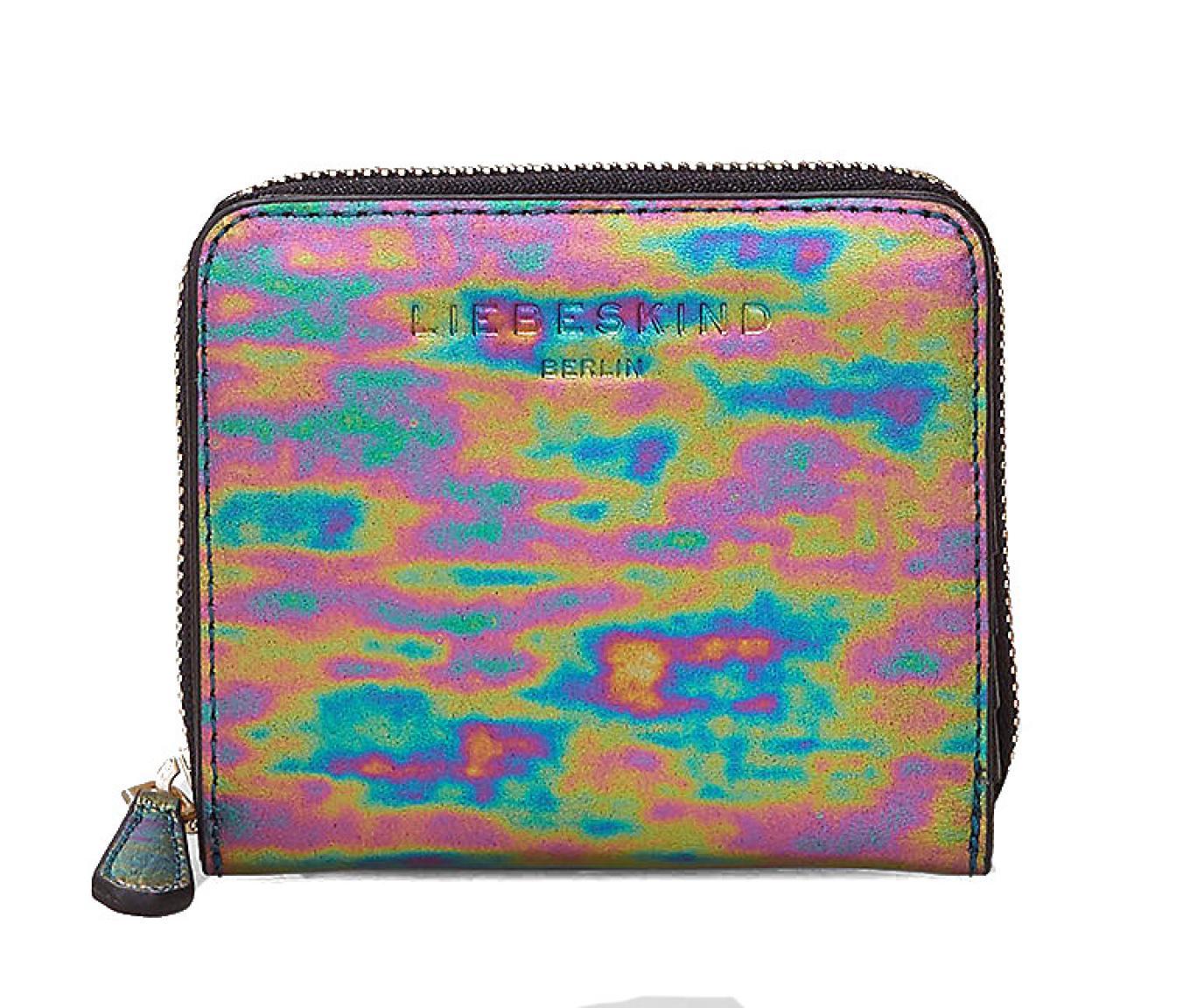 9c95d55403b7d Liebeskind Geldbörse SabiaW7 Multicolored Oil Slick Bunt - Bags   more
