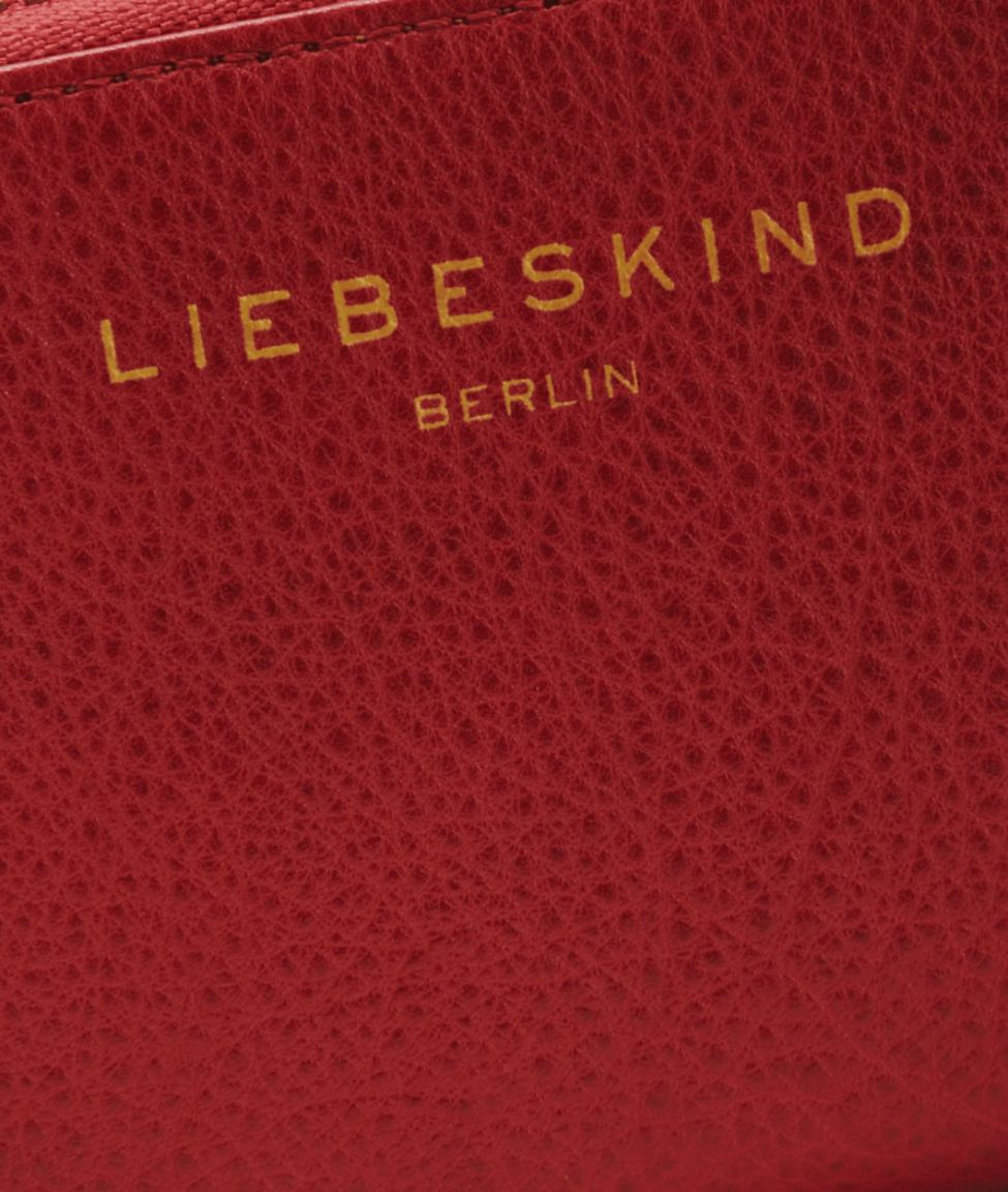 Liebeskind Börse Etui DotF7 Double Dye Blood Red