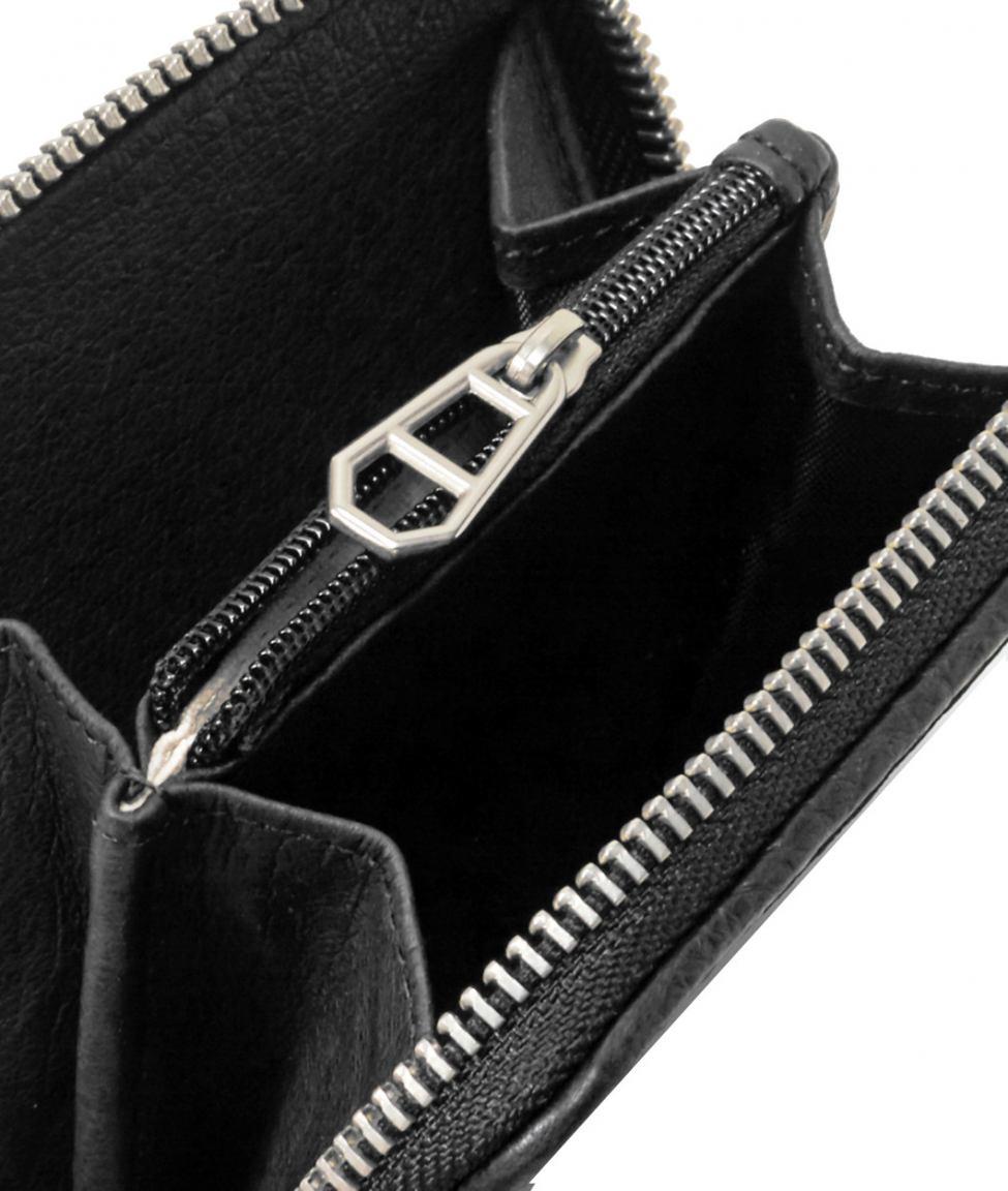 Liebeskind Lederbörse Etui DotS7 Double Dyed Nairobi Black