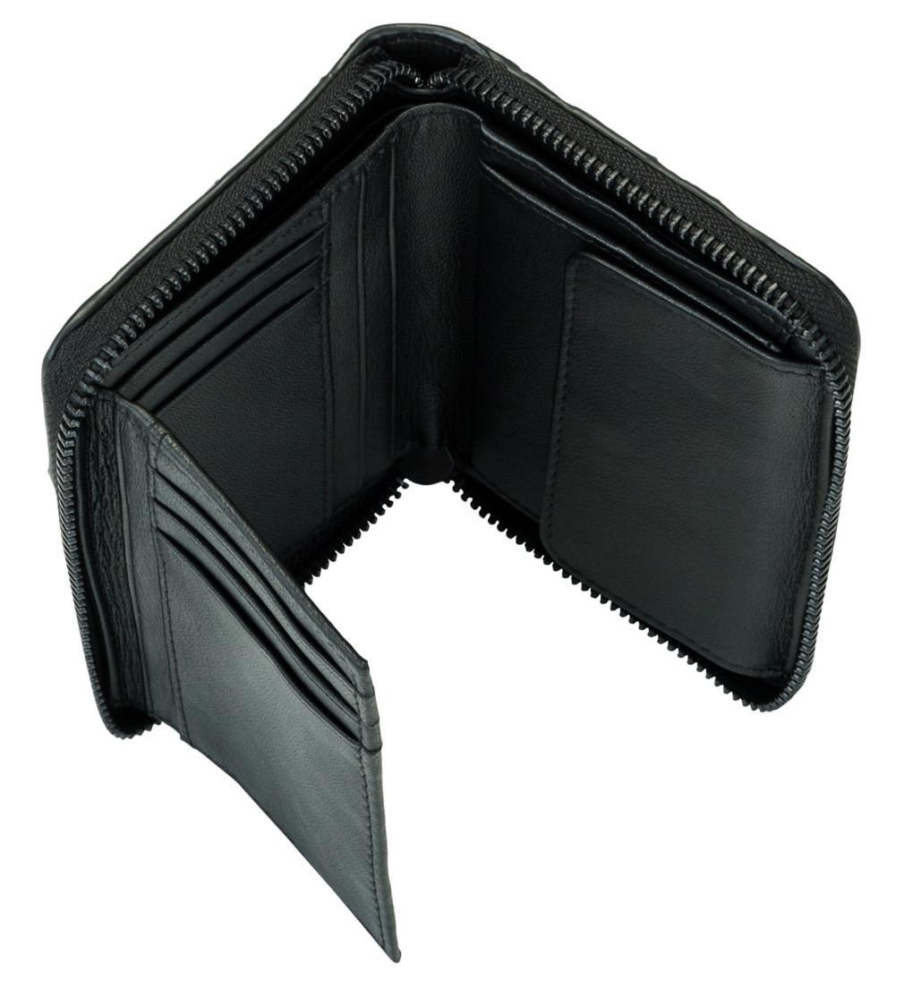 Liebeskind RFID InIvConnW9 black Indian Sheep black Geldbörse