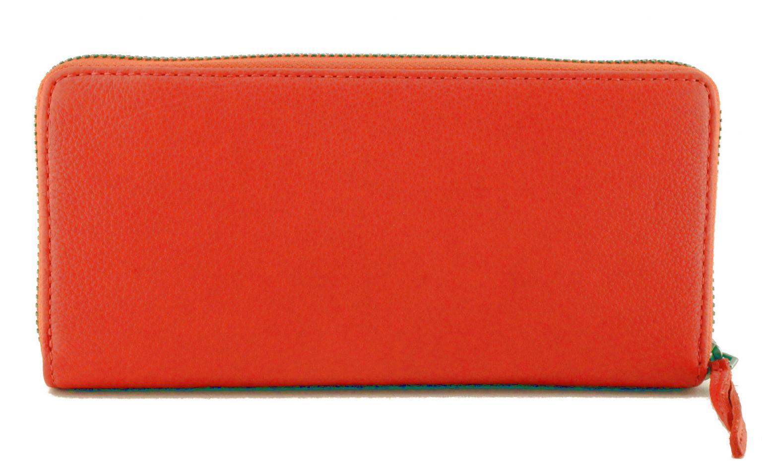 Liebeskind SallyH7 Lederbörse Vintage Solid Striped Red