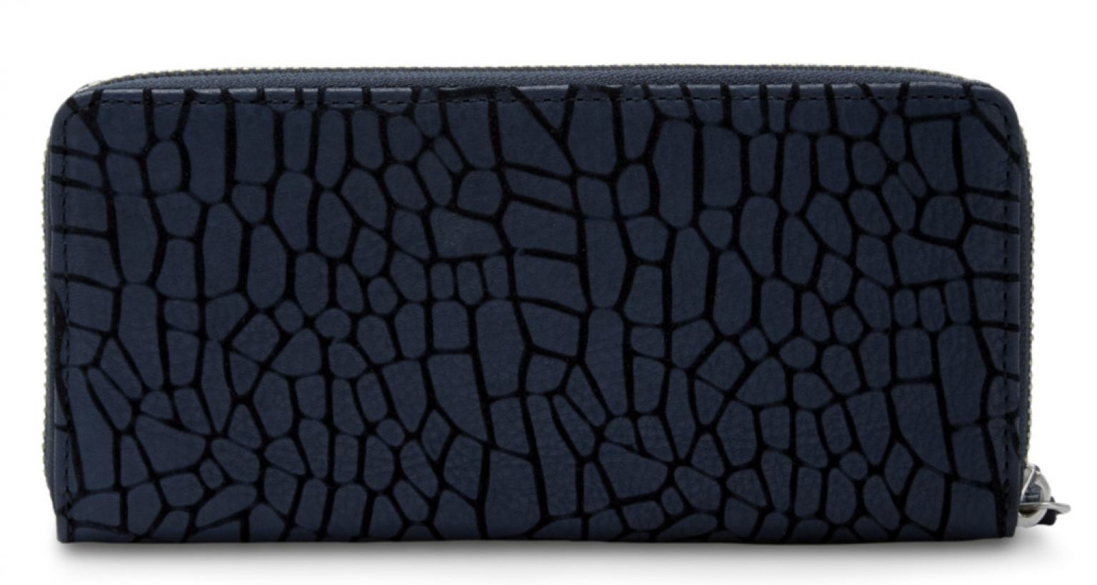 Liebeskind SallyR Geldtasche Zip Dry Earth Geishas Night Blue