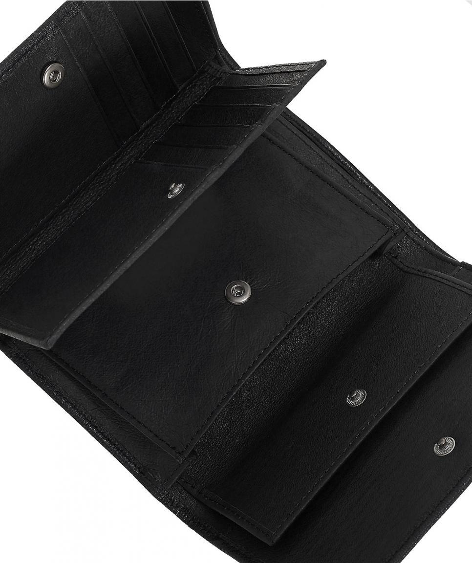 Liebeskind Überschlagbörse PiperF8 Vintage black schwarz