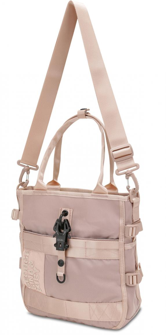 Low Beau Tomi Handtasche skin acid George Gina Lucy rosa