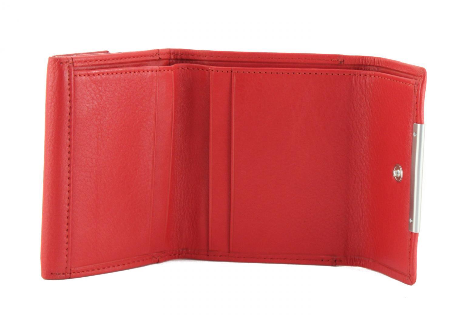 Maitre Geldtäschchen RFID Schutz Belg Deda SV4F schwarz Überschlag