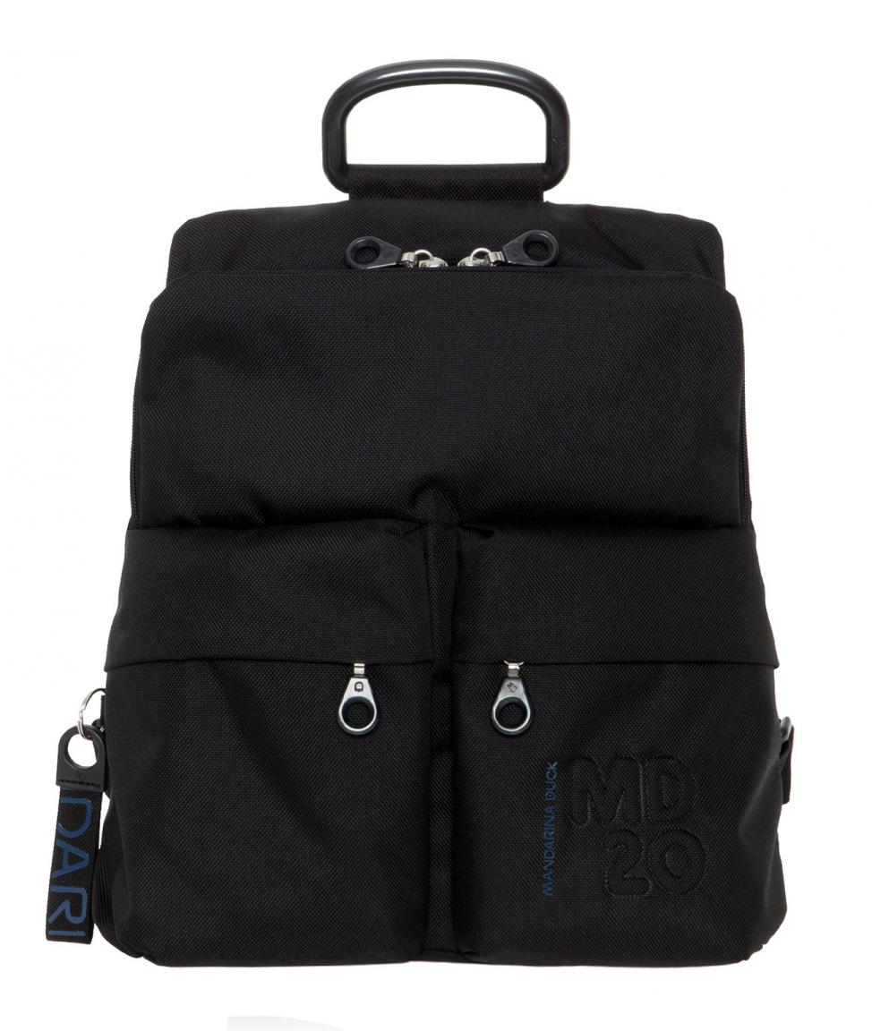 Mandarina Duck MD20 Backpack Rucksack Pirite Grün