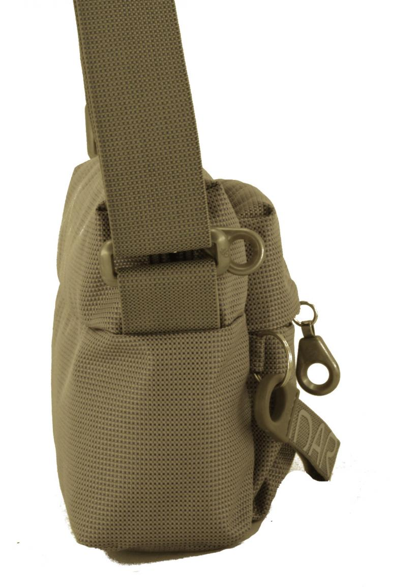 Mandarina Duck MD20 Crossovertasche Nylon light taupe