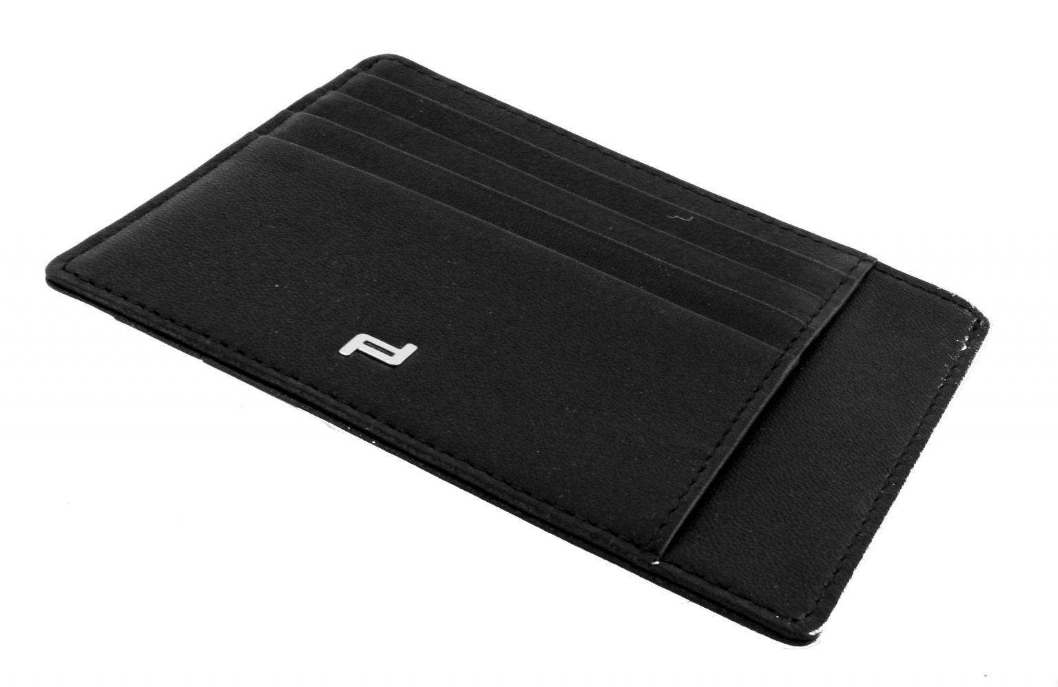 Porsche Design Touch Kartenetui Cardholder h4 schwarz