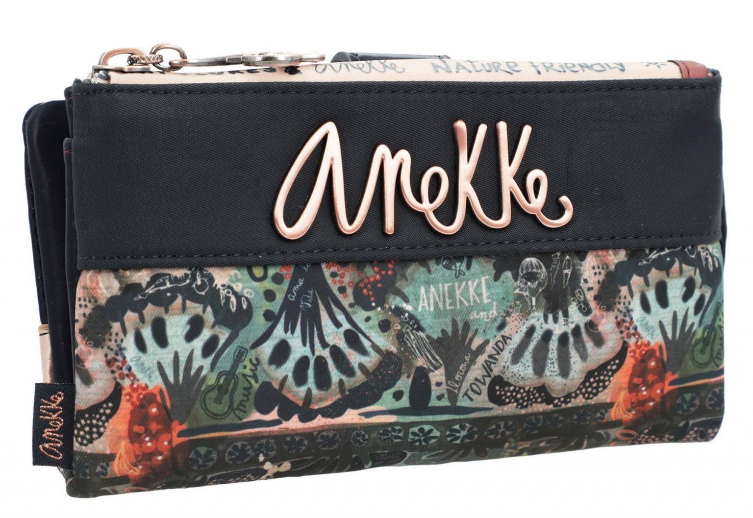 Portmonee Anekke Ixchel Nature Recycled Nylon