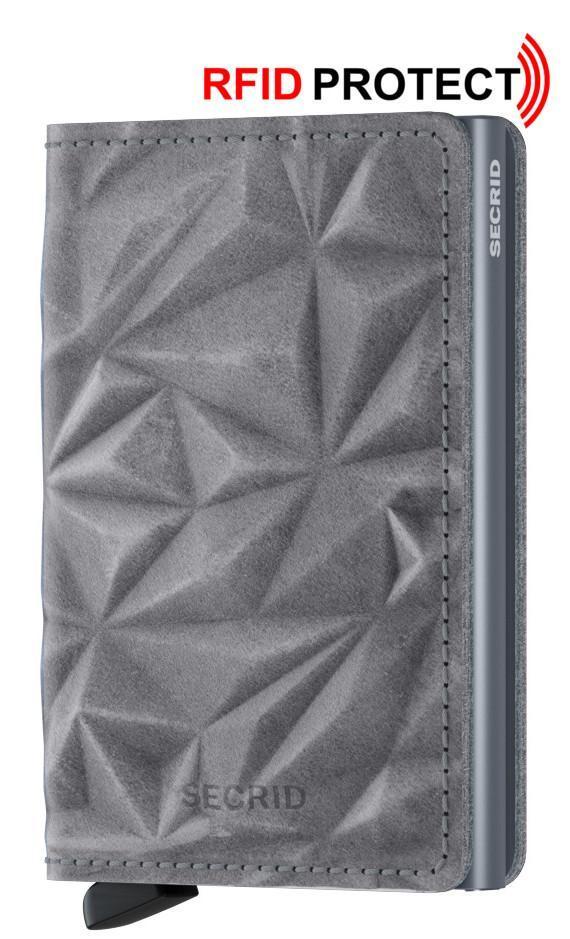 RFID-Schutz Secrid Slimwallet Börse Chipkarten Prism Stone