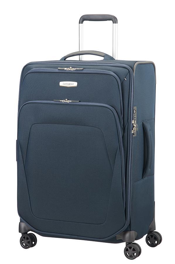 Reisekoffer erweiterbar Samsonite Spark SNG Blue Spinner 67cm
