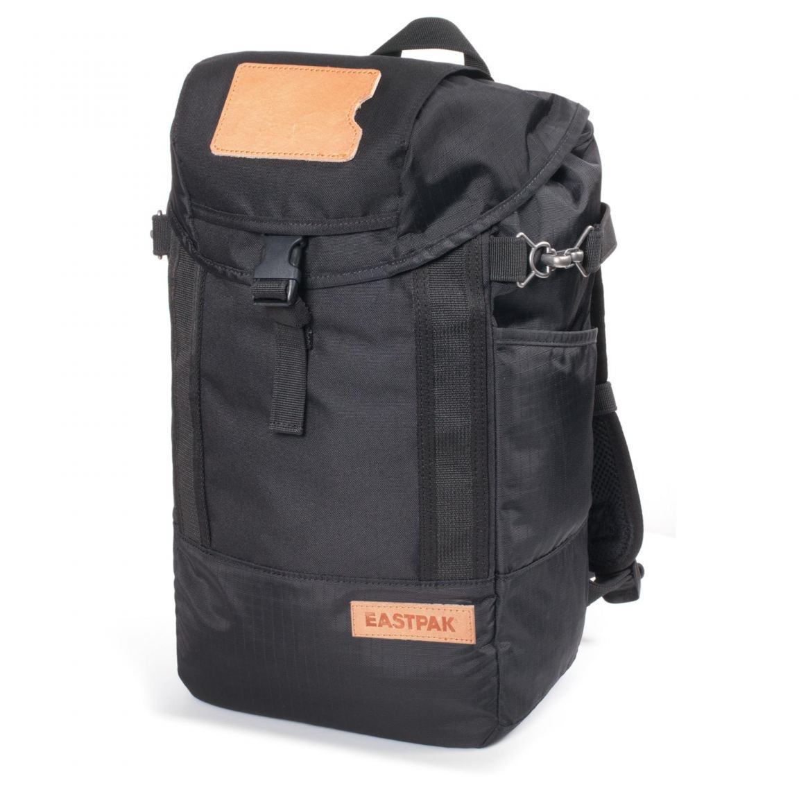 rucksack eastpak fluster schwarz bags more. Black Bedroom Furniture Sets. Home Design Ideas