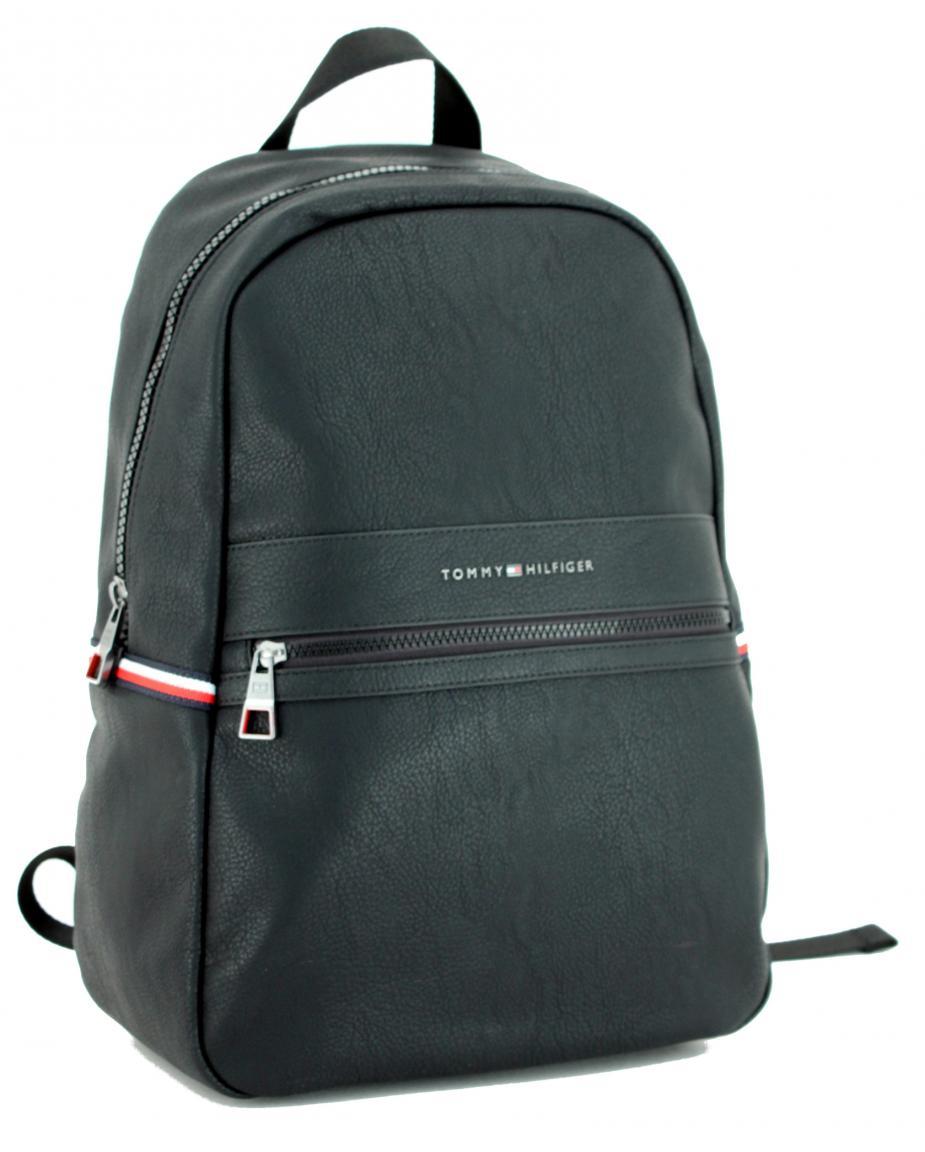Rucksack Tommy Hilfiger Essential Backpack schwarz Laptop - Bags   more b5889661839
