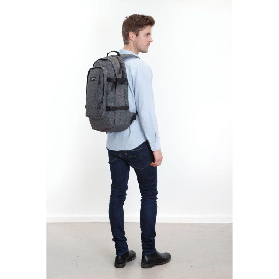 Rucksack Laptopfach Eastpak Evanz Corlange Jeans blau