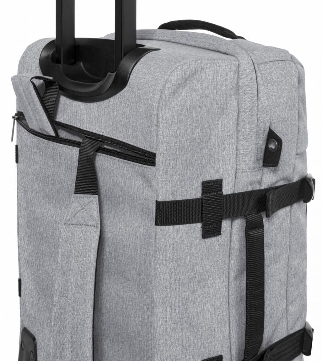 Rucksacktrolley Eastpak Strapverz S Black Boardgepäck schwarz