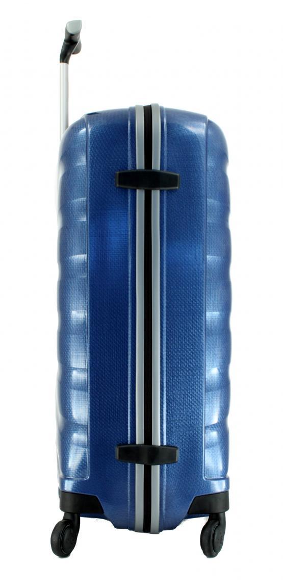Samsonite Hartschalenkoffer Firelite Spinner 75cm grau