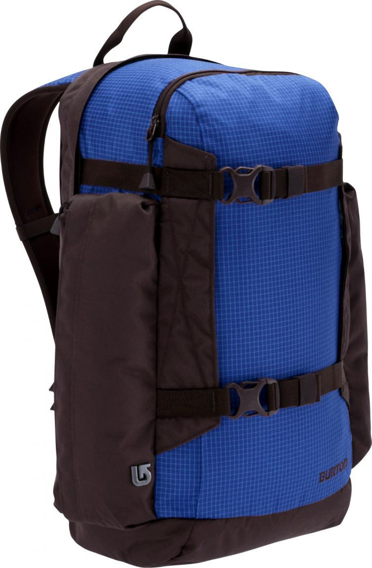 Schulrucksack Burton Day Hiker (25L) blau/braun
