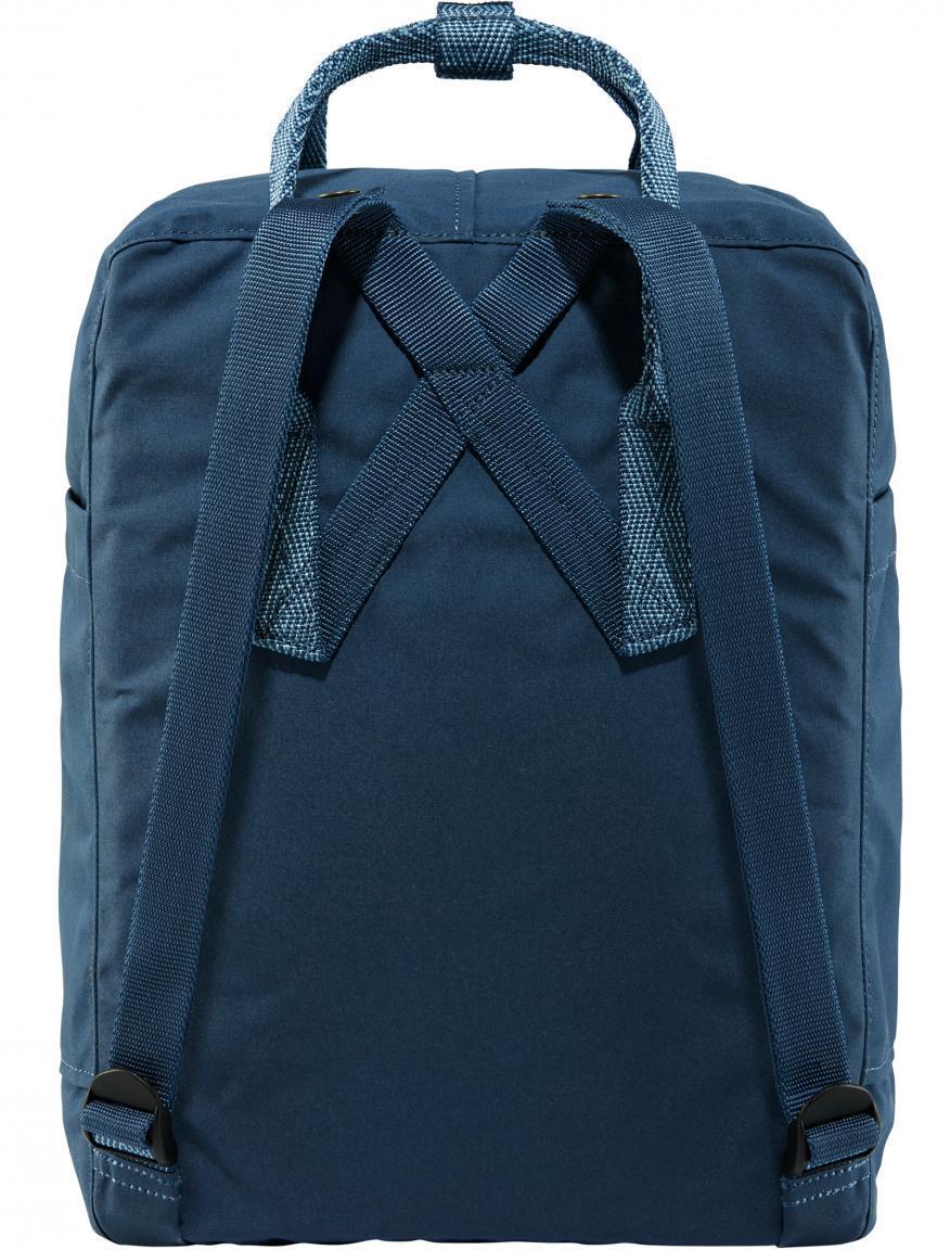 Schultasche blau Kanken Royal Blue Goose Eye Fjällräven