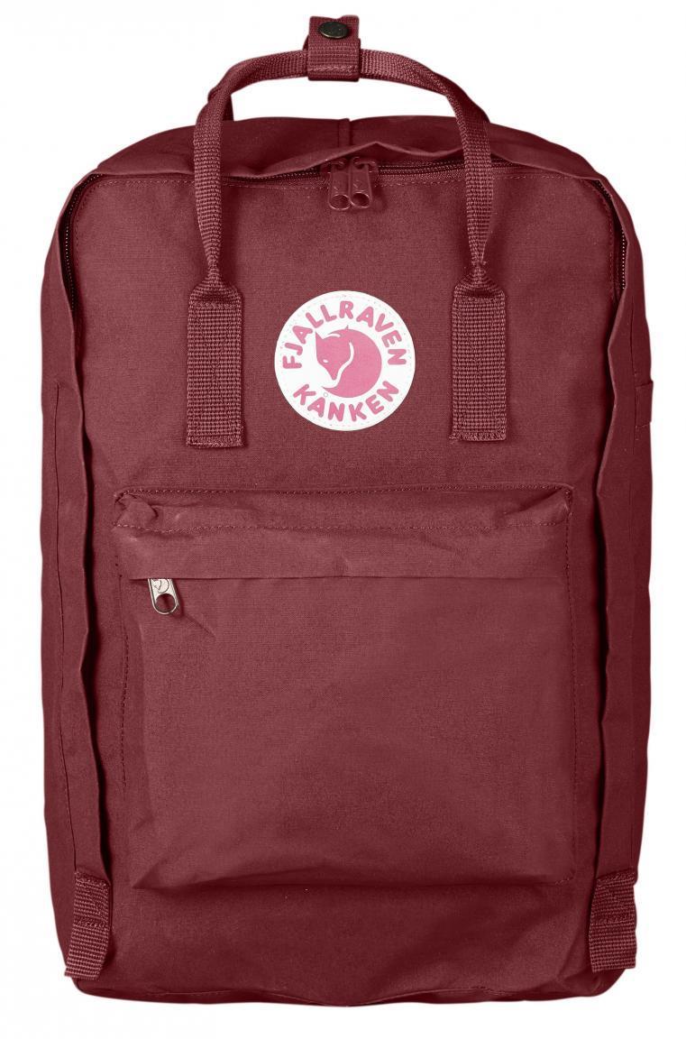 Schultrucksack Laptopfach  Fjällraven Kanken 17 Ox Red