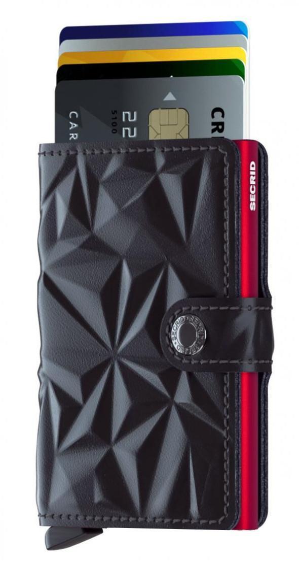 be64428facc Secrid Miniwallet Prism Black-Red - Bags & more