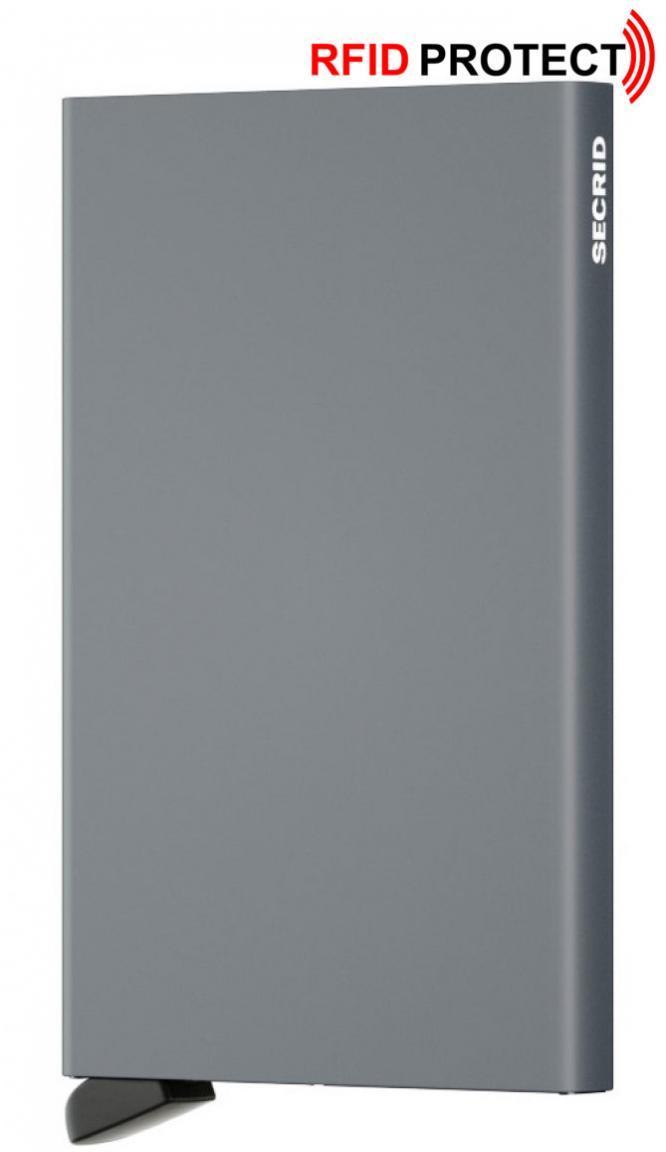 Secrid Cardprotector Kartenetui Chipkartenschutz RFID Titanium