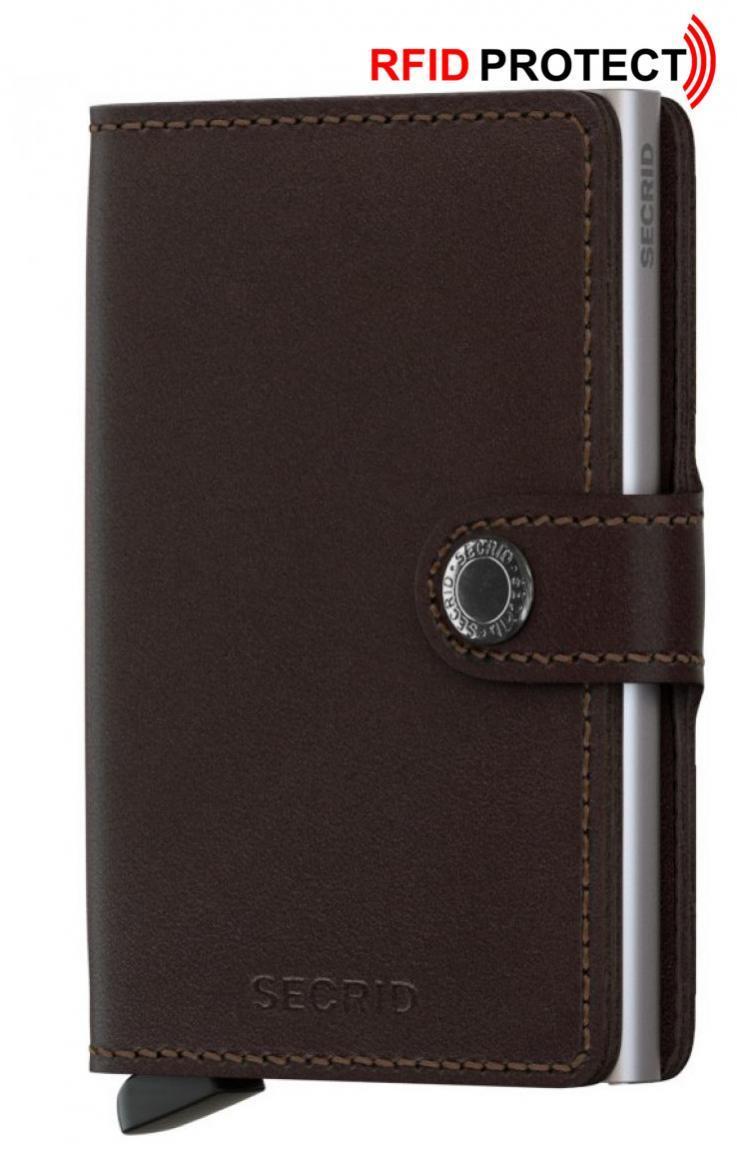Secrid Cardprotector Original dark brown