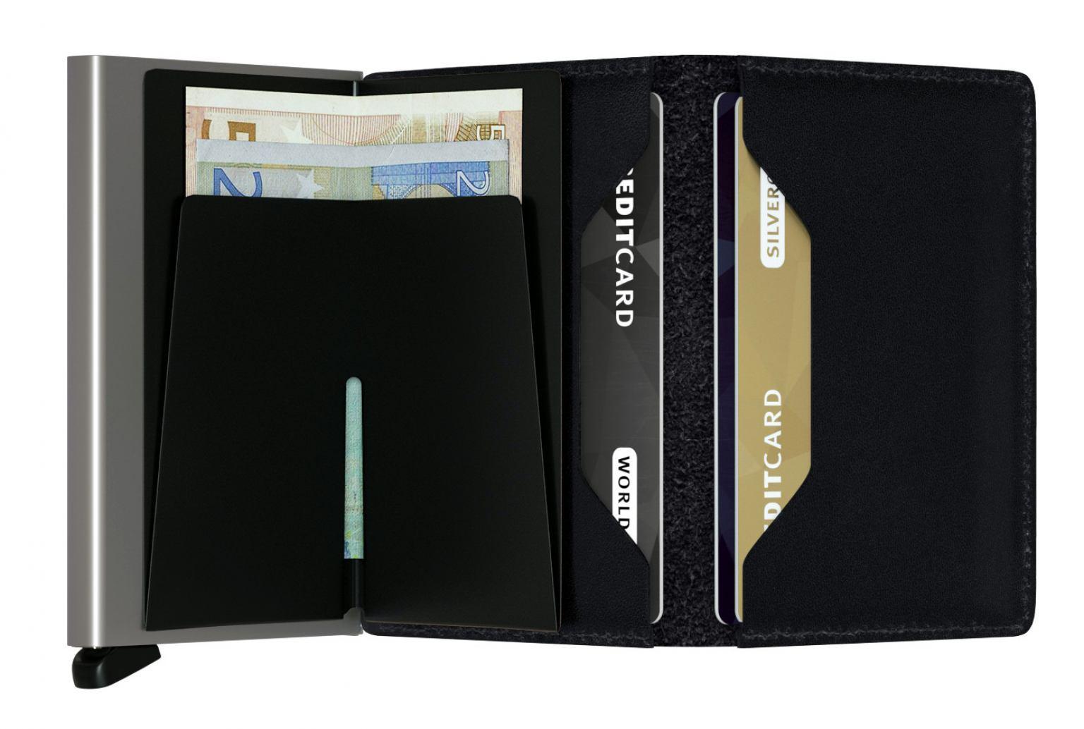 Secrid Cardprotector Slimwallet RFID-Schutz Black