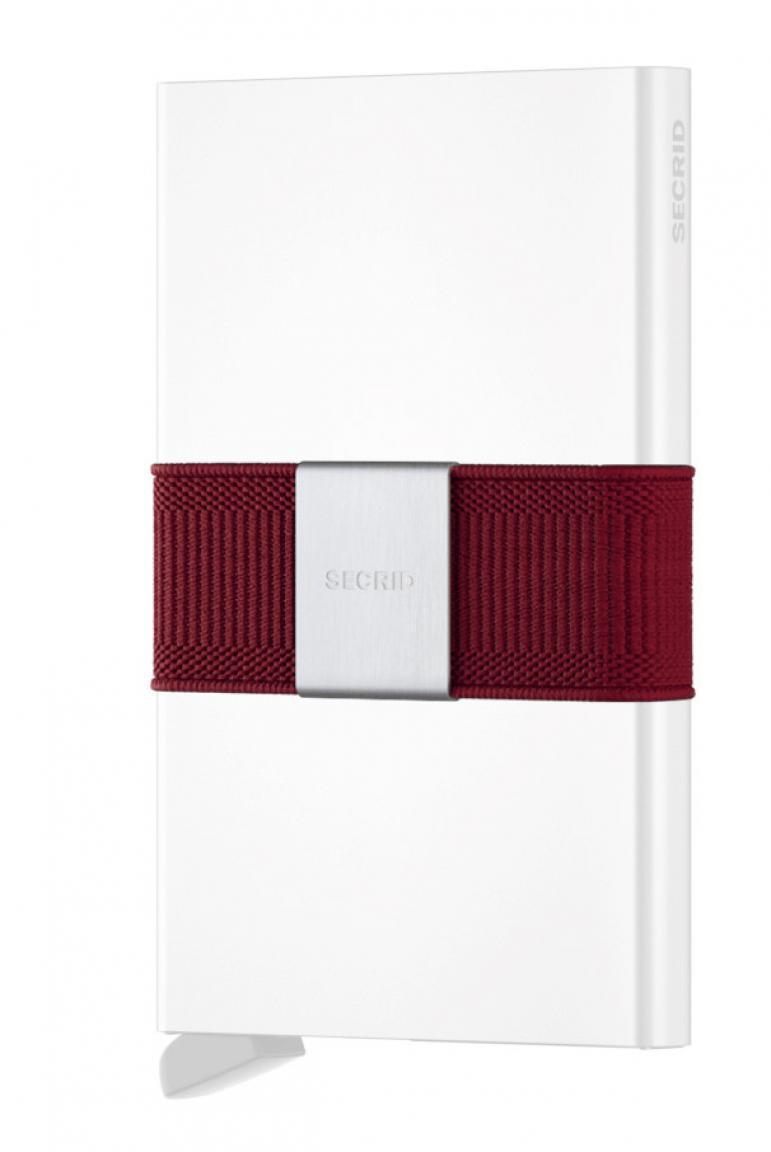 Secrid Cardslide Set White/Silver