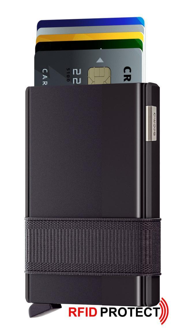 Secrid Cardslide Set schwarz