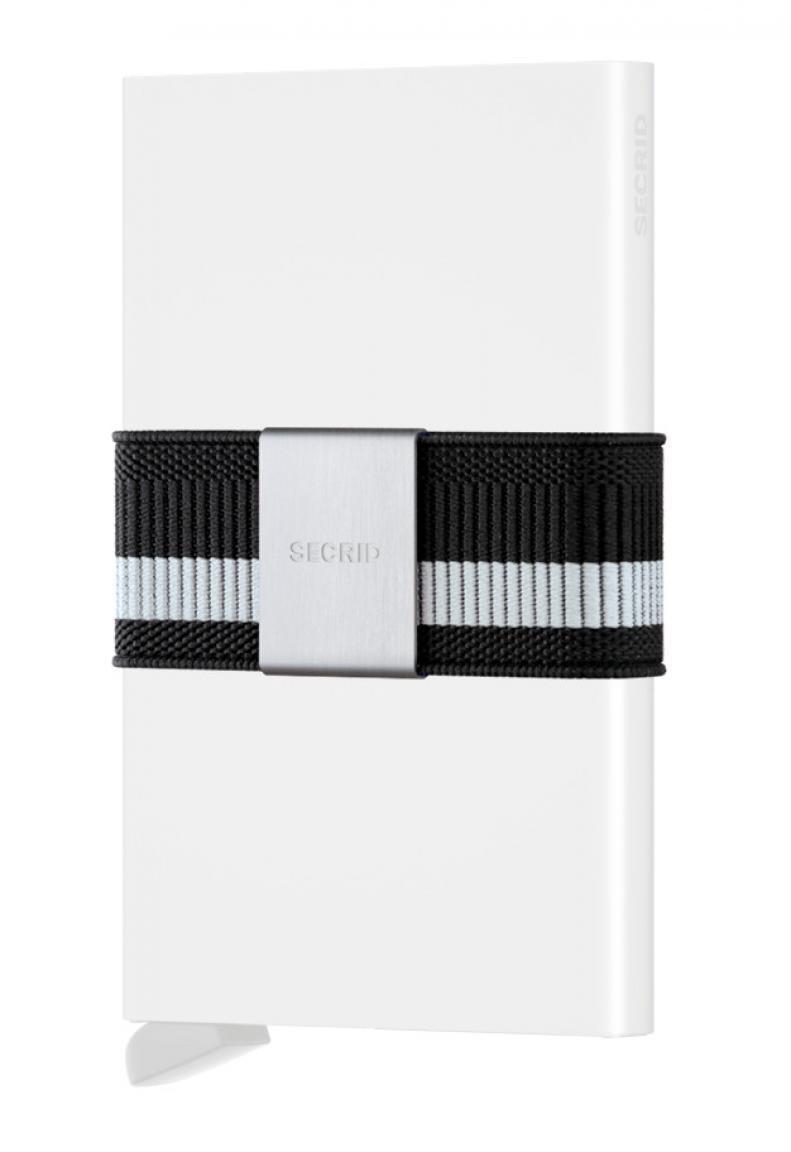 Secrid Gummiband Moneyband MB Zebra (Schwarz-Weiß)