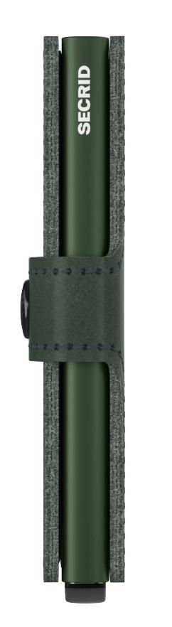 Secrid Miniwallet RFID-Schutzetui Original Green dunkelgrün
