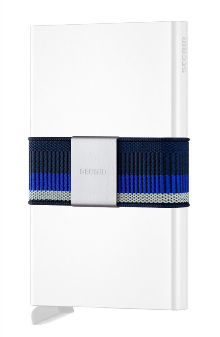 Secrid Moneyband MB Skyscraper (Blau gestreift)