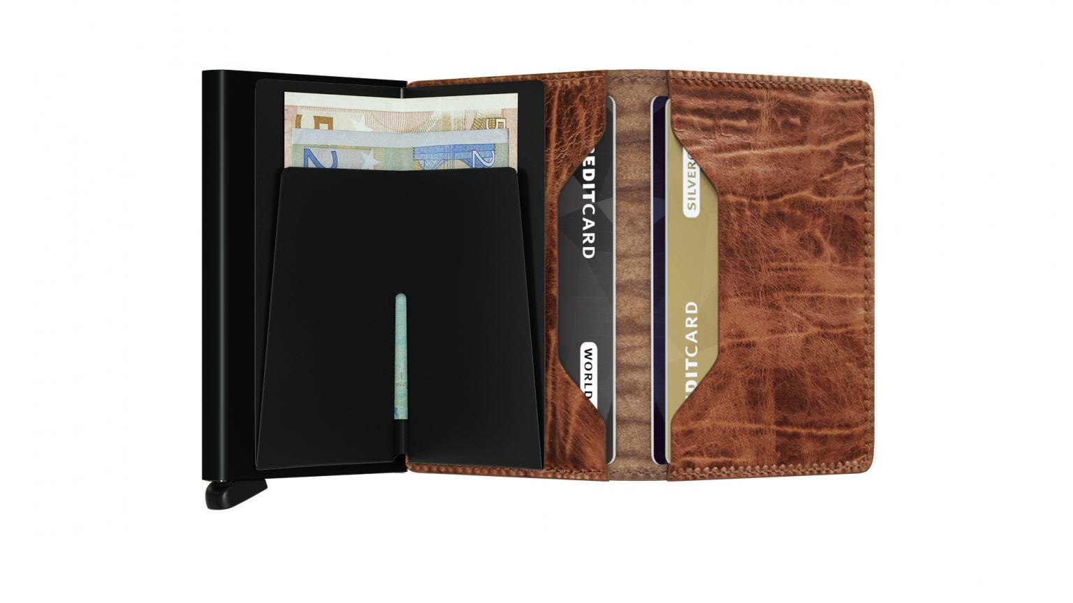 Secrid Slimwallet Cardprotector Dutch Martin Whiskey