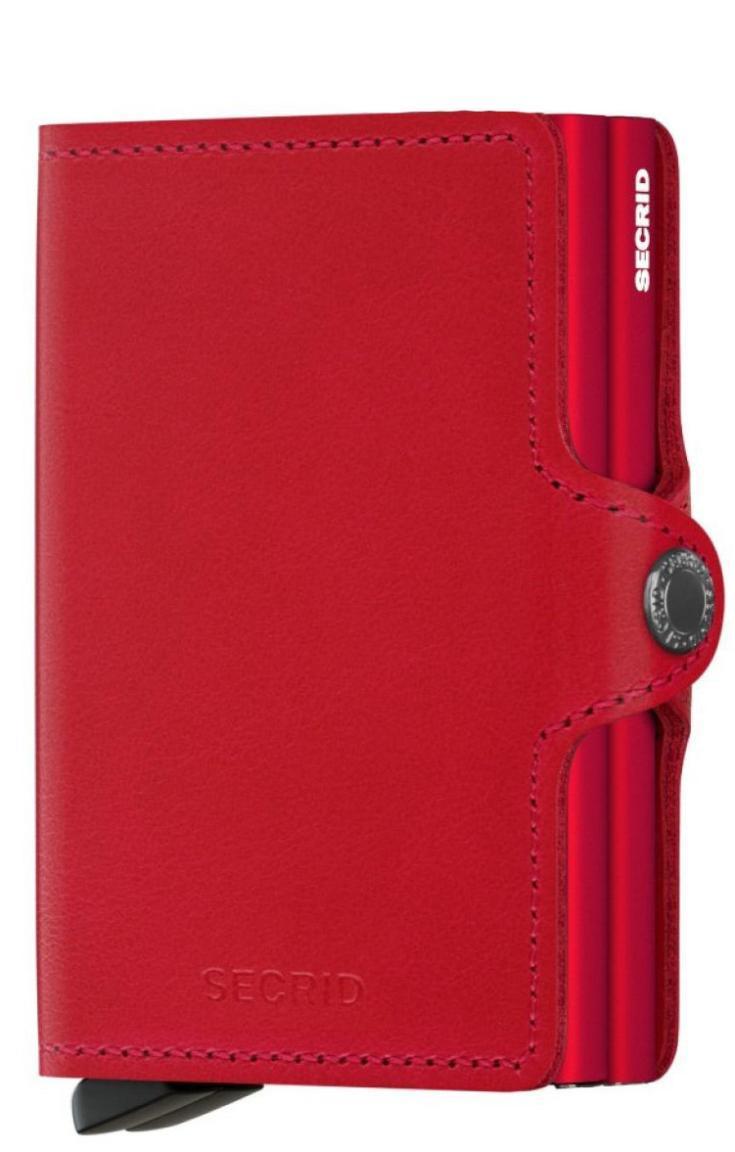 Secrid Twinwallet Cardrotector Original red-red