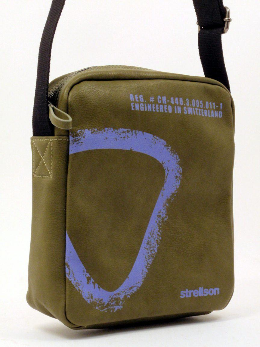 Strellson Oakwood ShoulderBag grün/lila