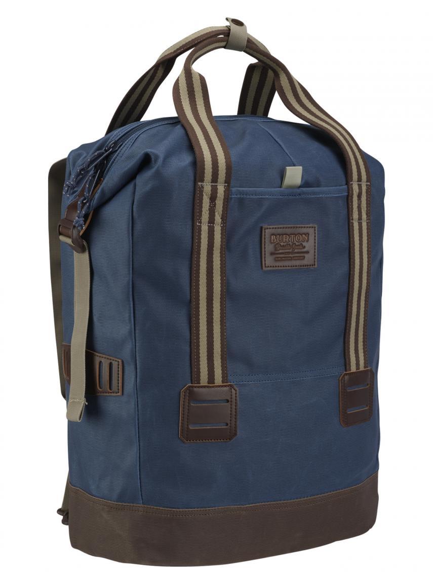8cd3bd6f579d4 Taschen-Rucksack Burton Tinder Tote Mood Indigo Coated Blau - Bags ...