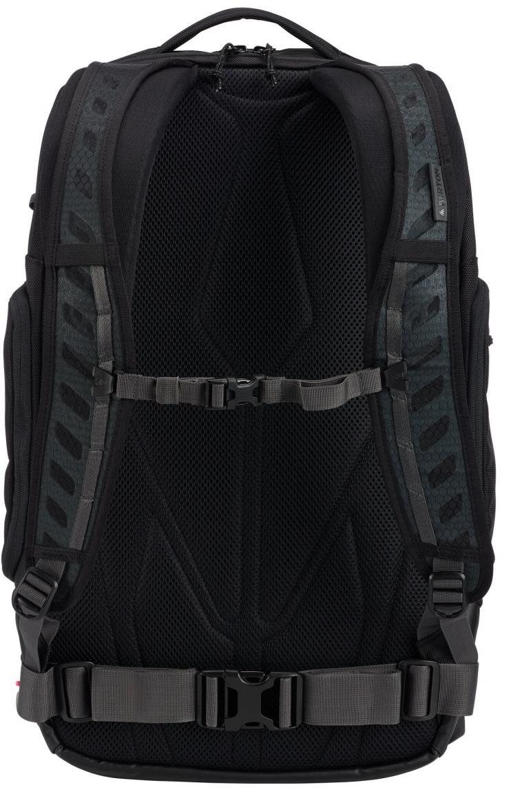 Taschenrucksack Burton Multipath TRVL Pack Dressblue Basketikat