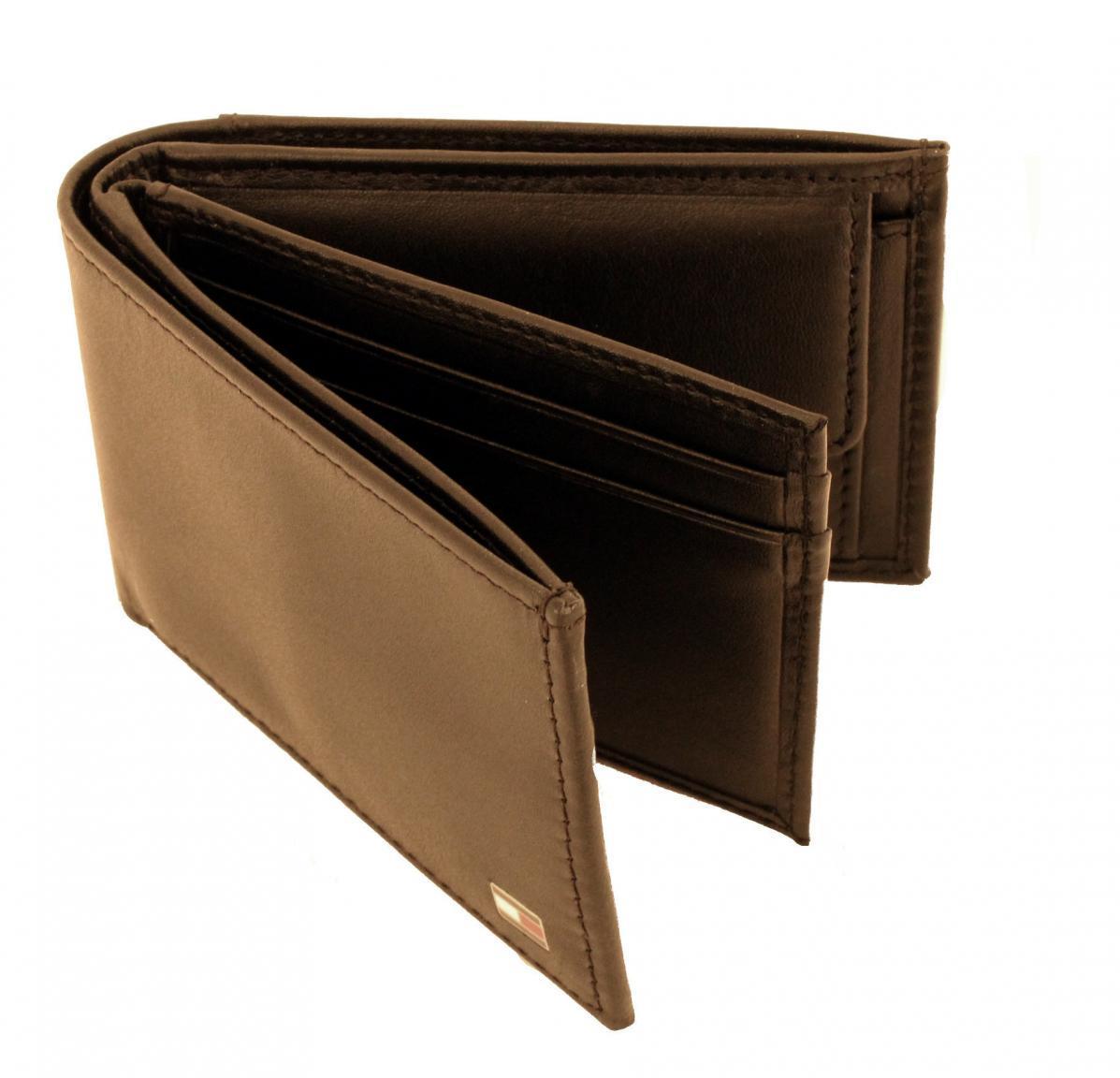 08bc8b4c051f2 Tommy Hilfiger Eton Mini Portmonee klein quer schwarz - Bags   more