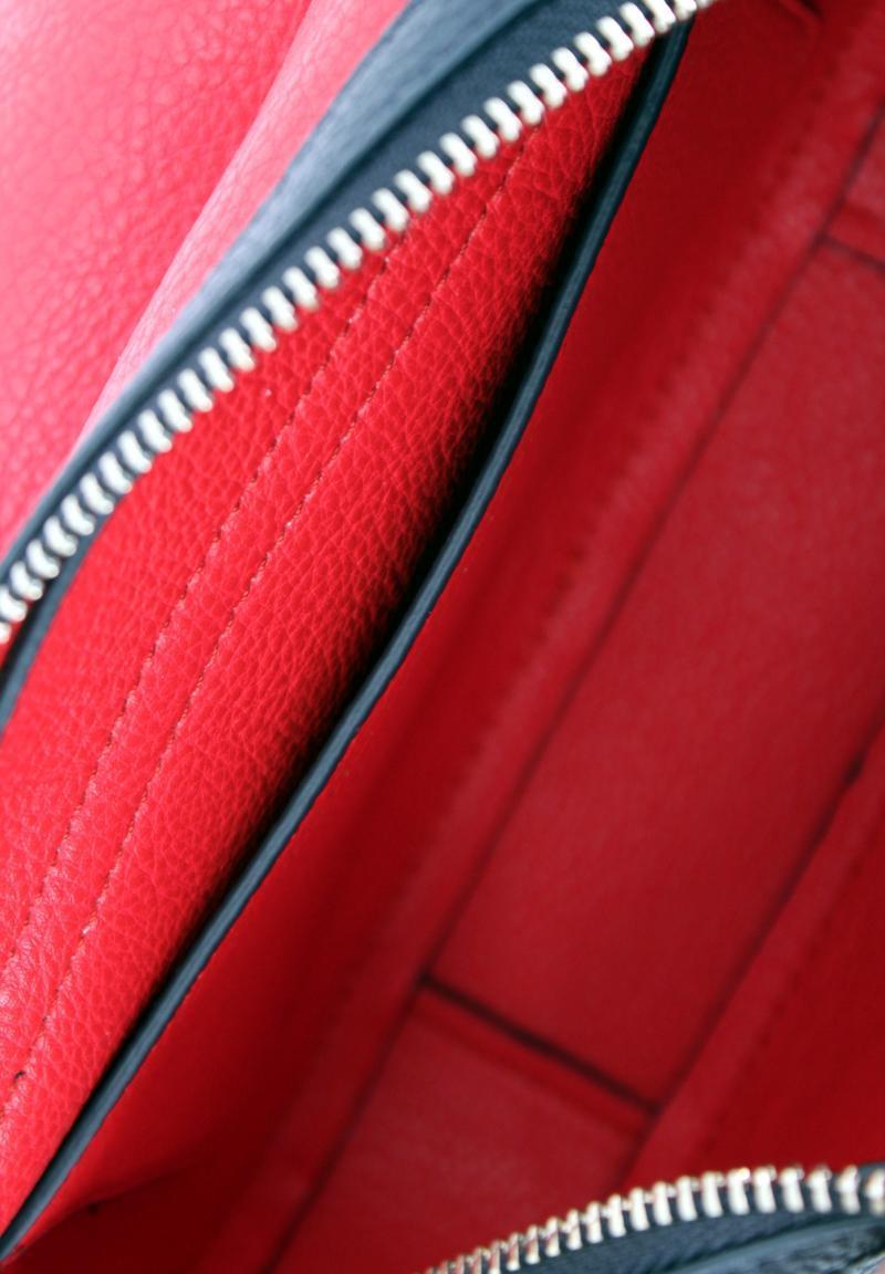 Tommy Hilfiger Core Flap Crossover Schultertasche gelb blau